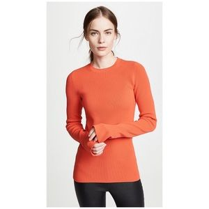 🔥FLASH SALE Helmut Lang Long-Sleeve Crew Sweater